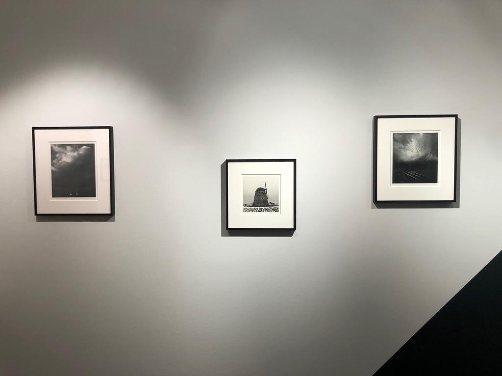 Installation shot of 'Pentti Sammallahti: When Winter Reigns' (22 Nov 2019 -  2 Feb 2020)