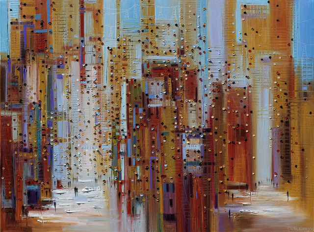 , 'Sunny Streets,' 2015, Artspace Warehouse
