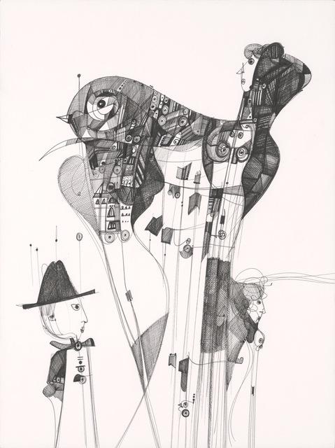 Luka Brase, 'Muses', ca. 2019, E-Moderne Gallerie