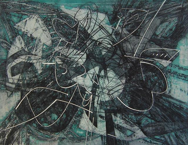 , 'Witches Sabbath (B/M 239),' 1958, Dolan/Maxwell