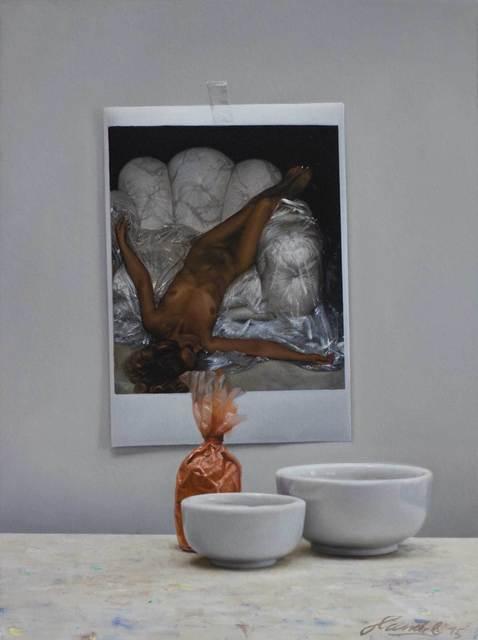 , 'Ute auf dem Sofa,' 2015, Galerie Klose