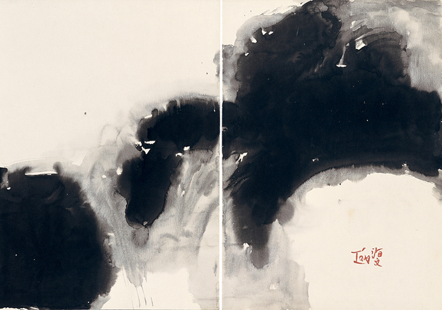 , 'Untitled No. 29 Diptych,' ca. 1970s, Alisan Fine Arts
