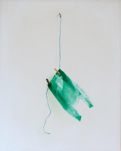 , 'Saco Verde,' 2016, Light Cube Art Gallery