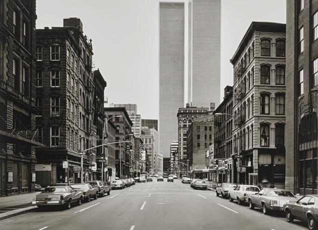 Thomas Struth, ''West Broadway, New York, Tribeca'', Sotheby's