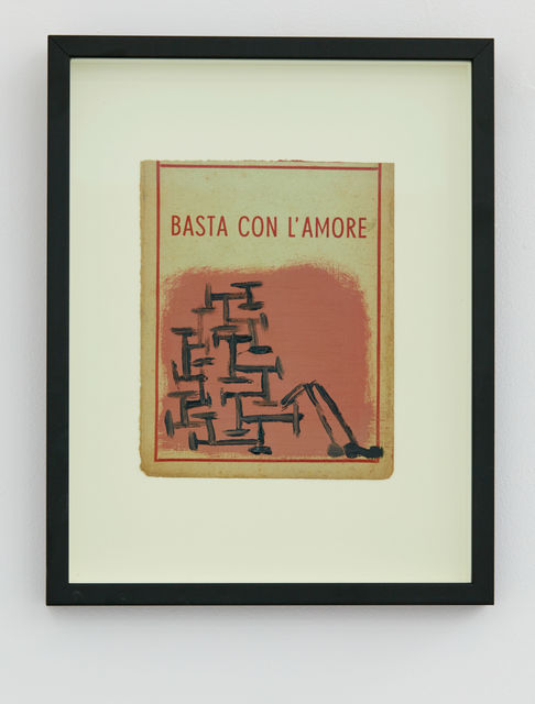 , 'Basta con l'amore,' 2017, narrative projects