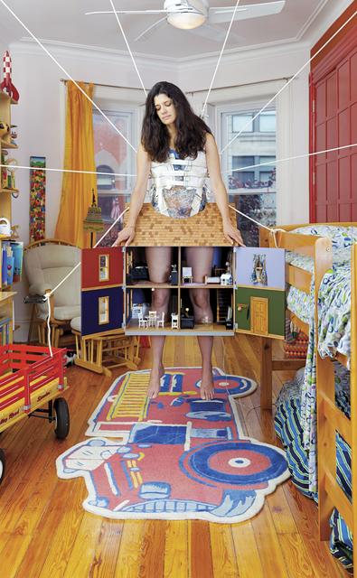 Janine Antoni, 'Inhabit', 2009, Luhring Augustine