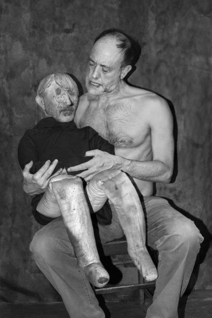 , 'Puppetry,' 2016, DITTRICH & SCHLECHTRIEM