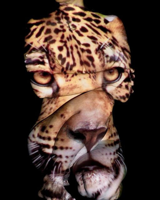 "Patrick ""Cinnamon"" Warren, 'Audrey - Jaguar', 2018, design art concepts"