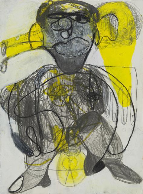 , 'Obsession Jaune,' 2015, Cavin Morris Gallery