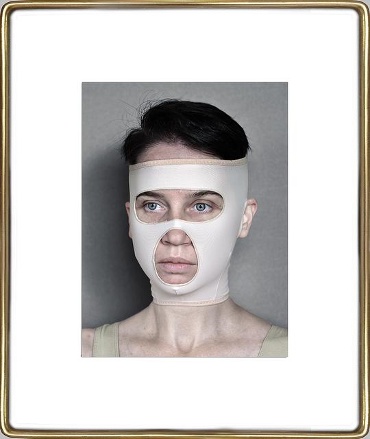 , 'Beauty Mask #4,' 2017, LYLES & KING