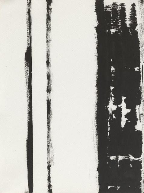 , 'Untitled,' 1960, Kunstmuseum Basel