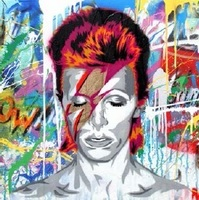 Mr. Brainwash, David Bowie
