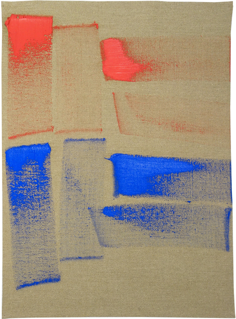 , 'Untitled (Cölinblau, Gamblin; Brilliant Rosa, Michael Harding),' 2001, George Lawson Gallery