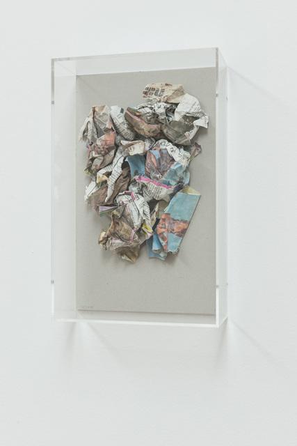 , 'Papers from the Skull,' 1989-2015, Galleria Raffaella Cortese