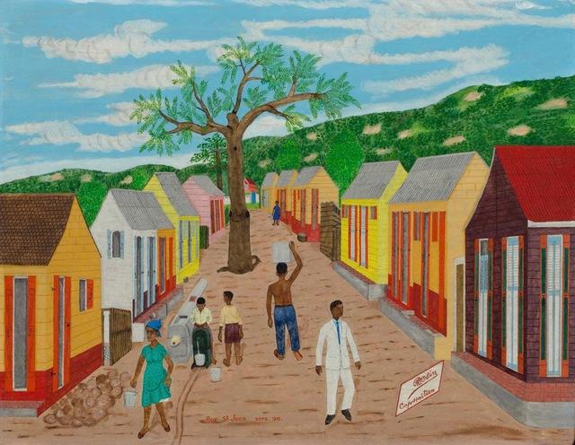 , 'Rue St Jean ,' ca. 1957, ZQ Art Gallery