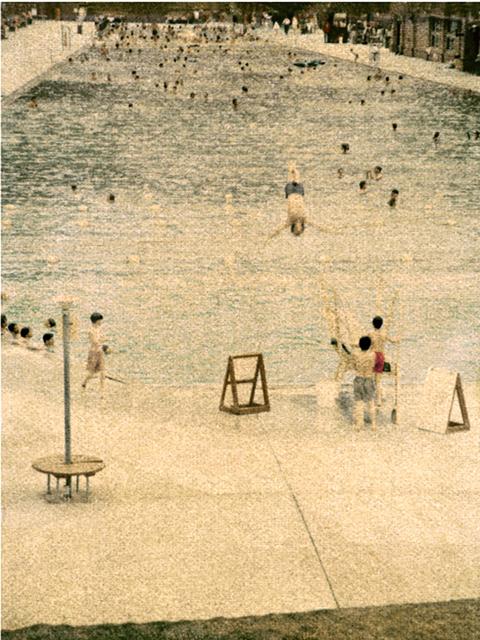 , 'Glenwood, Hot Springs, Colorado,' 2008, Sears-Peyton Gallery