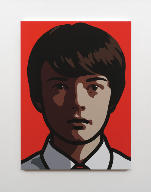 , 'Daniel,' 2012, Galerie Bob van Orsouw