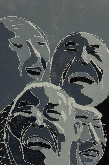 Fang Lijun, '2000.6.15', 2000, Heritage Auctions