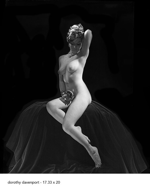, 'Dorothy Davenport,' 1946, Milk Gallery