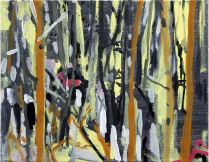 , 'House in the Woods,' 2010, The George Gallery