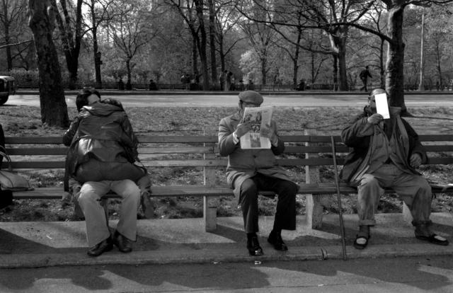 , 'Central Park,' 1978, Galerie Thomas Zander