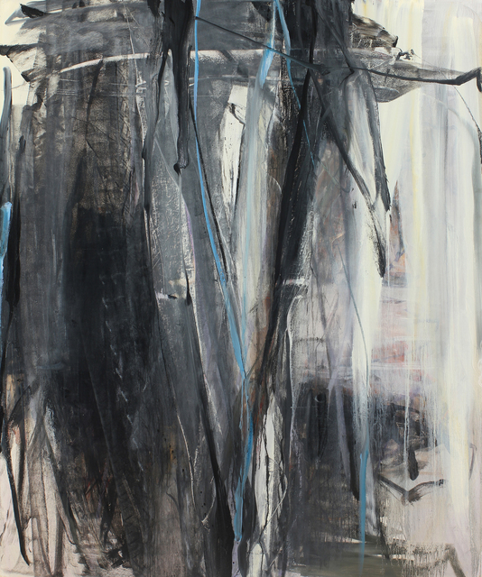 Tom Lieber, 'Black Veil', 2014, Painting, Oil on canvas, Dolby Chadwick Gallery