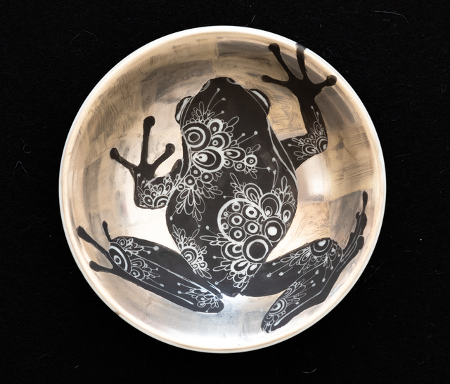 Masako Inoue, 'Cup_Frog_1', 2019, Micheko Galerie