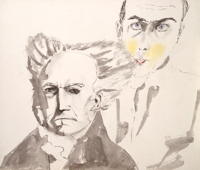 , 'Farsi Degli Amici, Arthur,' 1980, Mana Contemporary