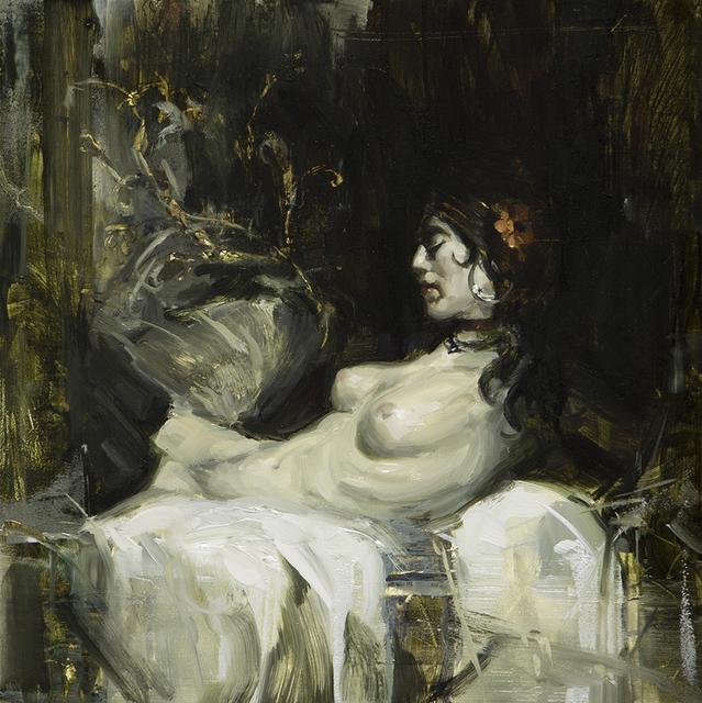 , 'Black Pavane,' 2018, Spoke Art
