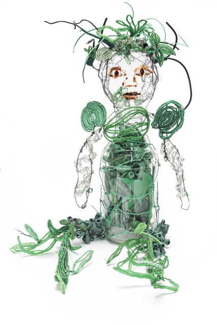 , 'GREEN LEAF CHILD,' 2013, Traver Gallery