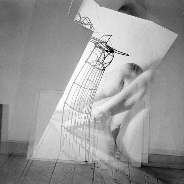 , 'Framed gesture.,' 1949-1952, FASS