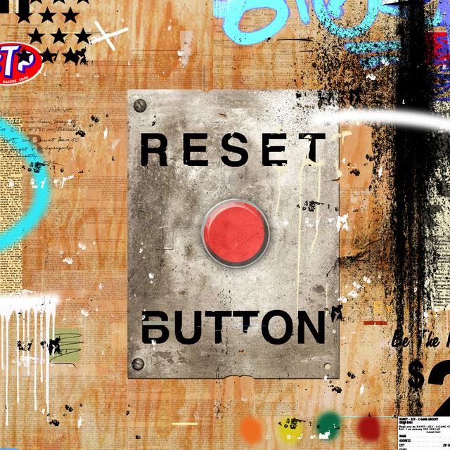 , 'RESET BUTTON,' 2016, 57 Projects