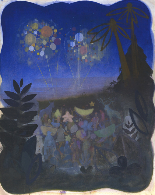 , 'Star Party,' , Dowling Walsh