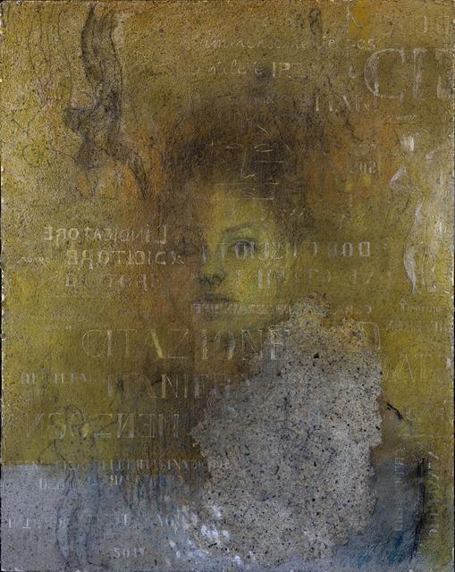 , 'Self Portrait,' 2014, Alessandro Berni Gallery
