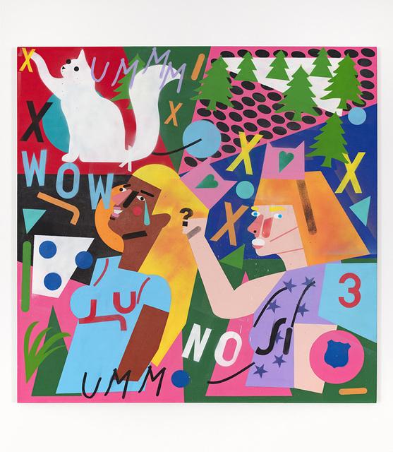 , 'Whet,' 2017, Jack Shainman Gallery