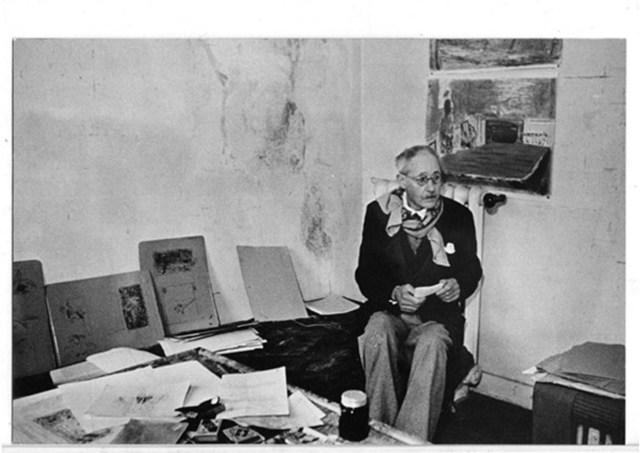 Henri Cartier-Bresson, 'Bonnard', 1944, Grob Gallery