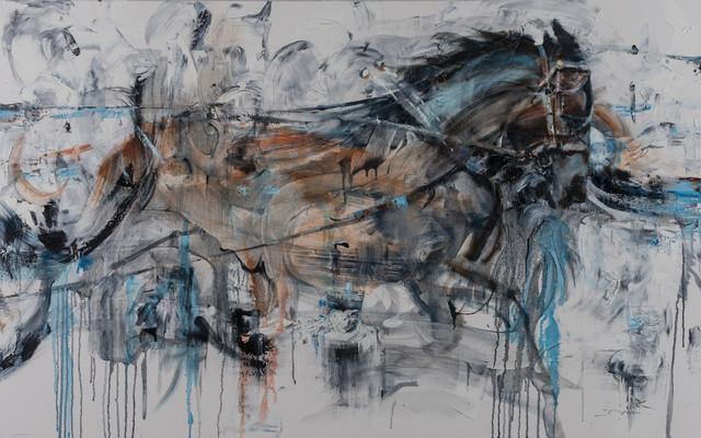 Douglas W Kacena, 'Majesty in Blue', 2016, k contemporary