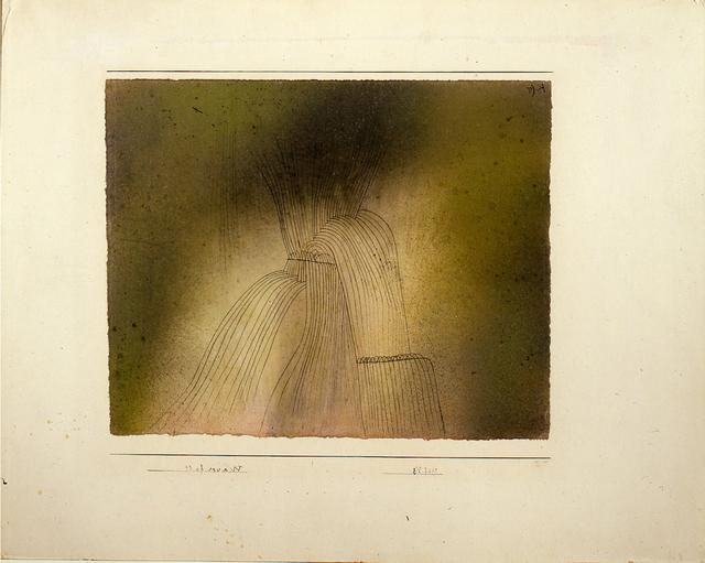 , ' Wasserfall,' 1927, Galleria Tega
