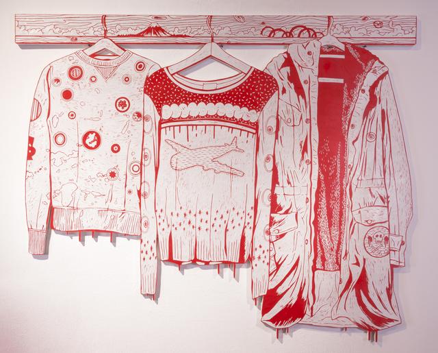 , 'Dresses,' 2013, Micheko Galerie