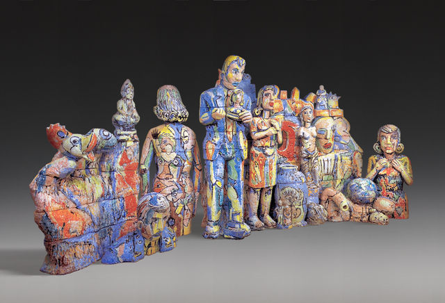 , 'The Decline and Fall of Western Civilization,' 1992, Artists' Legacy Foundation