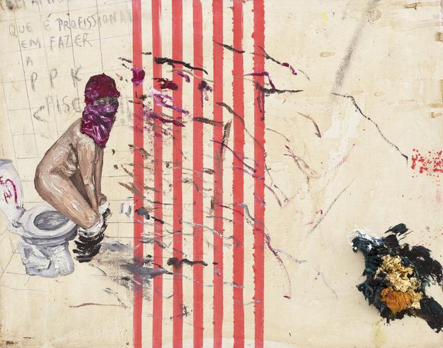, 'Ocupar e resistir 13,' 2017, Zipper Galeria