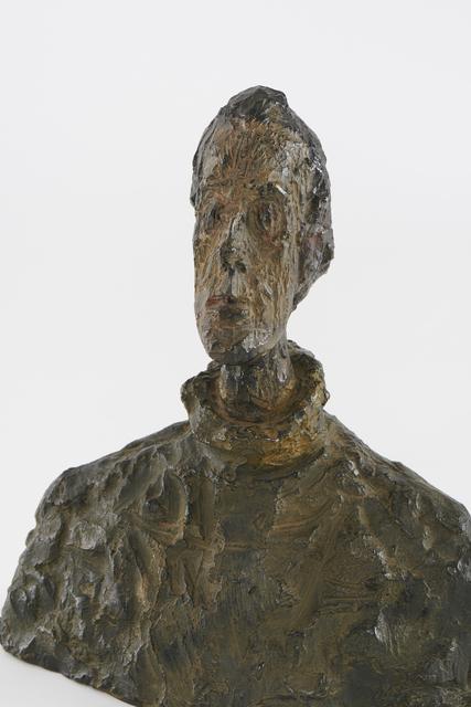 , 'Tête de Diego au col roulé,' ca. 1951, Lévy Gorvy