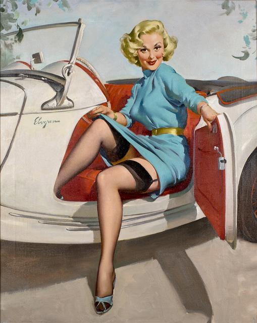 , 'Let's Go,' 1957, Louis K. Meisel Gallery