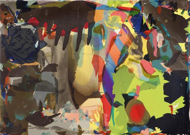, 'Boom,' 2017, Nancy Hoffman Gallery