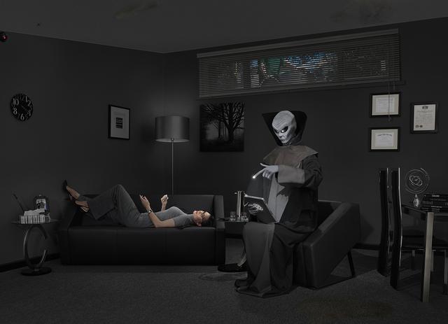 , 'Xenu,' 2014, Madison Gallery