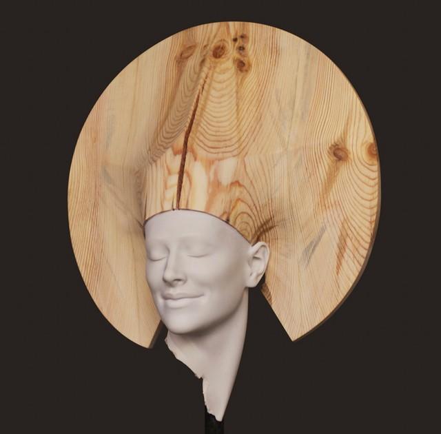 , 'Gea,' 2015, Galerie Calderone