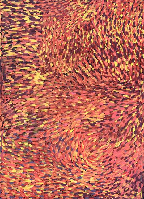 Gloria Petyarre, 'Bush Medicine Leaves', 1996, Wentworth Galleries