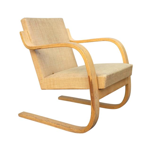 Alvar Aalto, '402 Armchair', ca. 1960, DADA STUDIOS