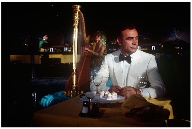 Terry O'Neill, 'Sean Connery - Diamonds Are Forever 1971', Mouche Gallery