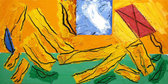 , 'The Dream of the Kite,' 2018, Corkin Gallery